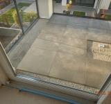 Baustellenaudit Balkonfläche