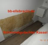 Schimmelgutachter aus Kassel hift bei Bewertung eines Schimmelbefalls