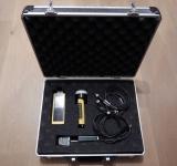Messgerät zur zerstörungsfreien Feuchte Messung in Bauteilen bis zu einer Tiefe von 30cm, basierend auf der Mikrowellentechnik, Hersteller Trotec