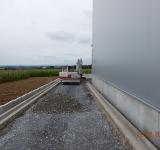 Erstellung Unterbau für Asphalteinbau, Baustellenkontrolle als Baugutachter in Paderborn