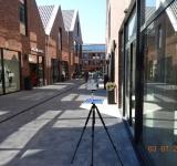 Schimmelsanierungskontrolle einschl. Sanierungskonzept in einem Einkaufszentrum bei Münster