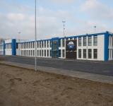 Fertigstellung Trainings- Nachwuchs- Leistungszentrum Paderborn