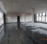 Bauleitung am BV Trainings Nachwuchs Leistungs Zentrum Paderborn