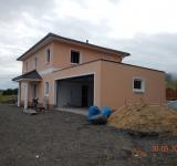 Vorbegehung zur Bauabnahme mit dem Bauträger, Aufdeckung von Unregelmäßigkeiten an einem EFH in Kassel OT, als Baugutachter in Kassel