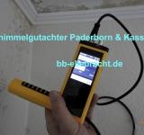 Bausachverständiger Kassel Paderborn Hilfe bei Wohnungsschimmel