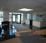 Bezug des Büros und der Produktionshalle hat begonnen