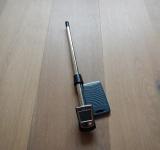 Thermo-Anemometer zur Messung von Luftströmungen z.B. an undichten Fenstern