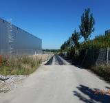 Asphalteinbau Bereich Anlieferung, Baustellenkontrolle als Baugsachverständiger in Paderborn