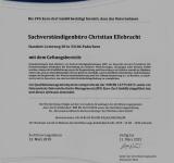 """Euro Zert Certification"" Qualitätsmanagmentsystem entsprechend der DIN EN 167752015 2"