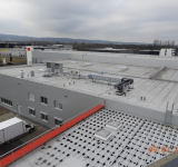 Bewertung des Bausolls von Unregelmäßigkeiten an einem Industriegebäude in Bielefeld  Baugutachter für Bielefeld