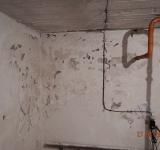 Stellungnahme zu einem Feuchtigkeitsschaden als Bausachverständiger in Bielefeld