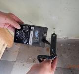 Feuchtigkeitsmessung als Bausachverständiger in Büren