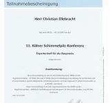 11. Kölner Schimmelpilz-Konferenz
