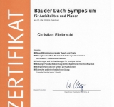 Bauder Dach - Symopsium 2018