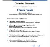 Sprint-Forum-Praxis-2020 Weiterbildung für die Versicherungsbranche Regulierung von Gebäudeschäden