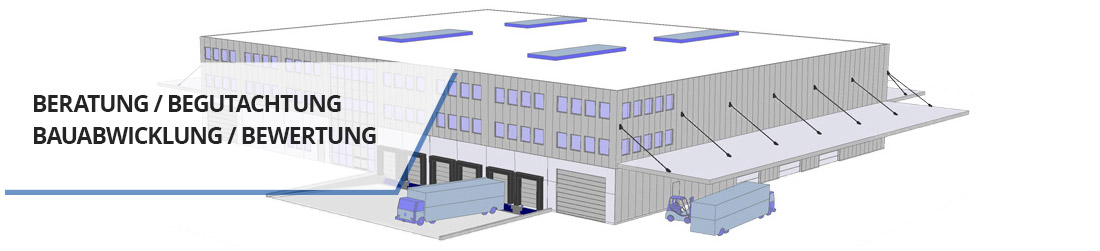 Baubetreuung / Bauabwicklung