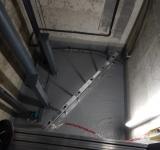 Begleitung von Restarbeiten als Bausachverständiger in Paderborn hier z.B. Arbeiten an einer Aufzugsanlage