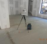 Sanierungskontrolle mittels Partikelsammlung in einem Einkaufszentrum in der Nähe von Münster